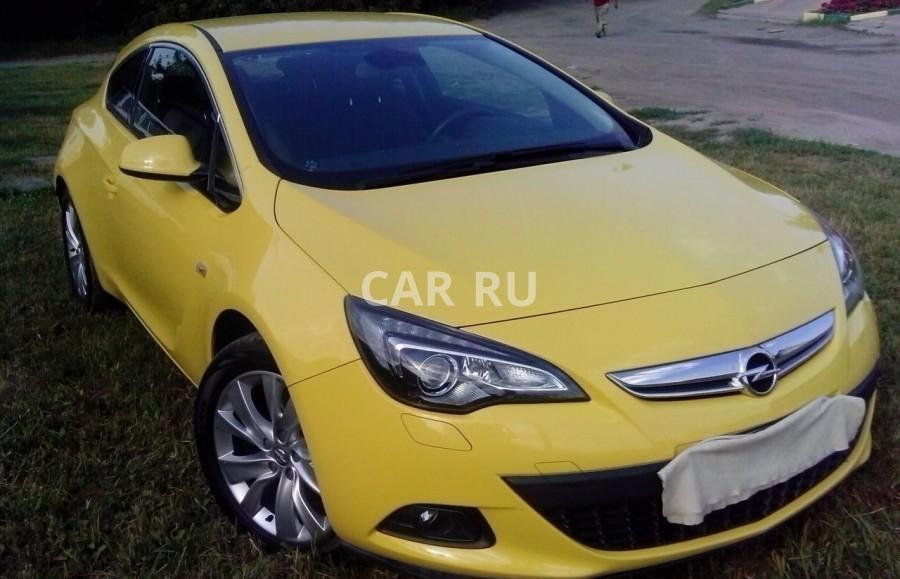 Opel Astra GTC, Белгород