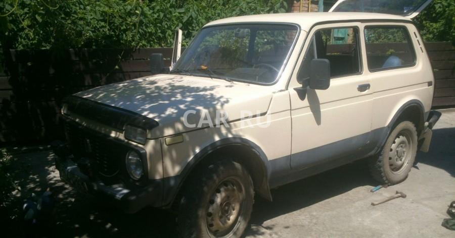 Lada 4x4, Аксай