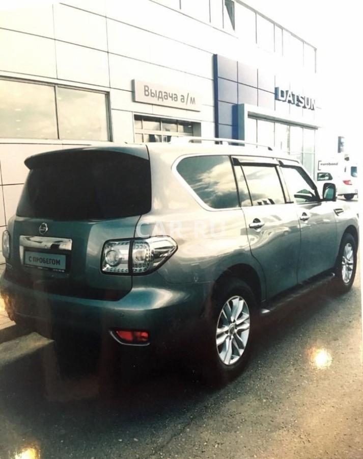 Nissan Patrol, Белгород