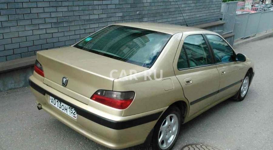 Peugeot 406, Афонино