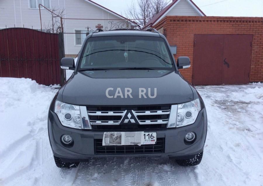Mitsubishi Pajero, Альметьевск