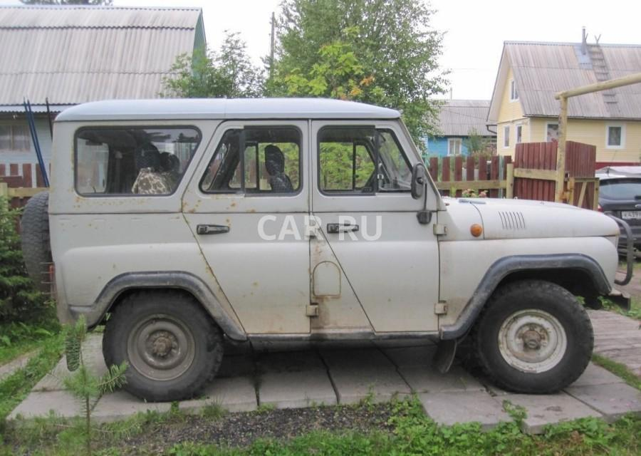 Уаз 31514, Архангельск