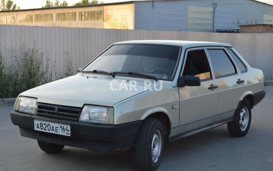 Лада 21099, Балаково