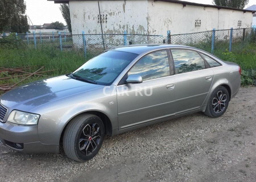 Audi A6, Аткарск