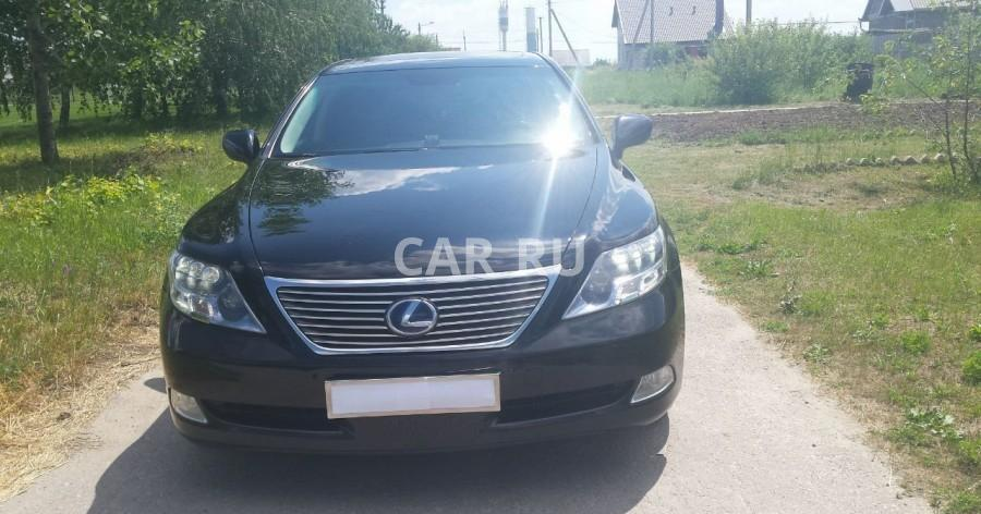 Lexus LS, Белгород