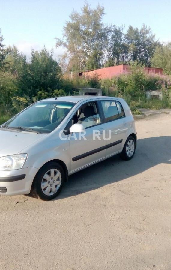 Hyundai Getz, Архангельск