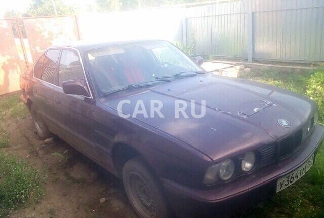 BMW 5-series, Белая Калитва