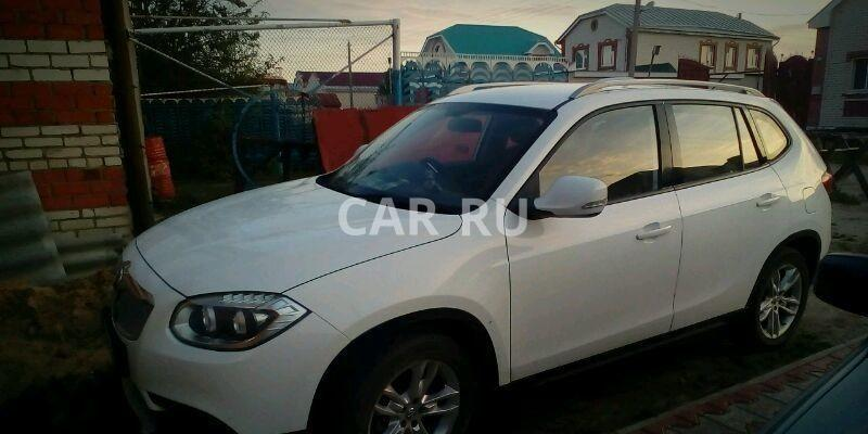 Brilliance V5, Батырево