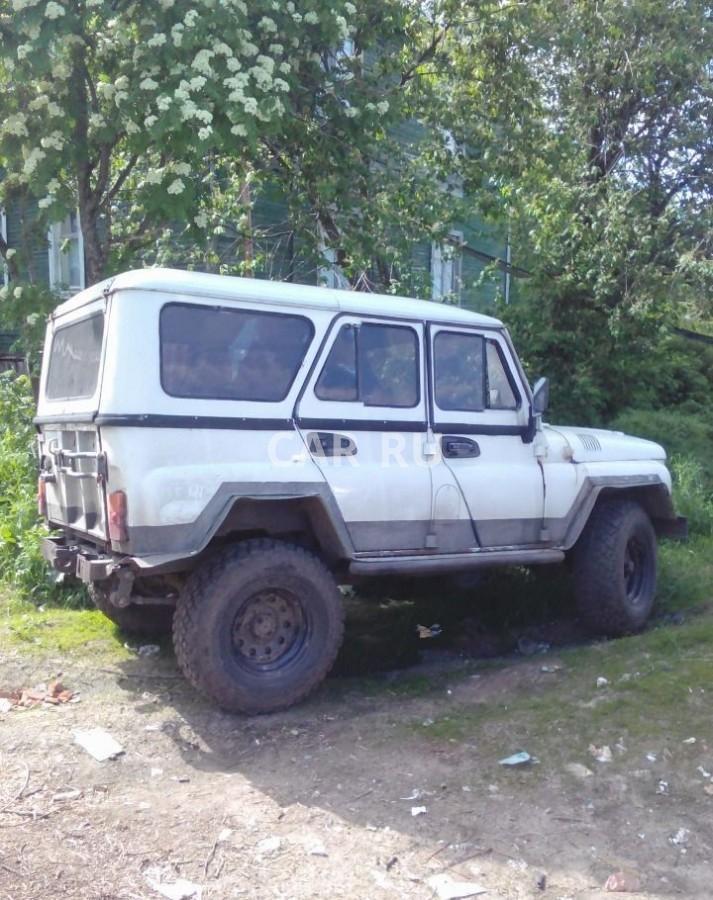 Уаз 469, Архангельск
