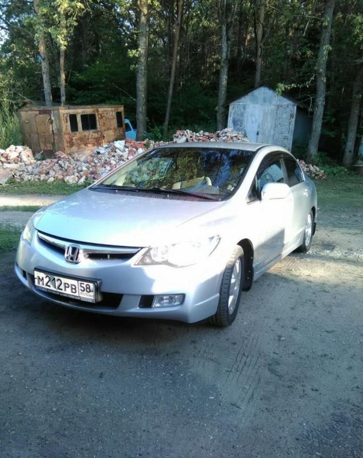 Honda Civic, Белинский