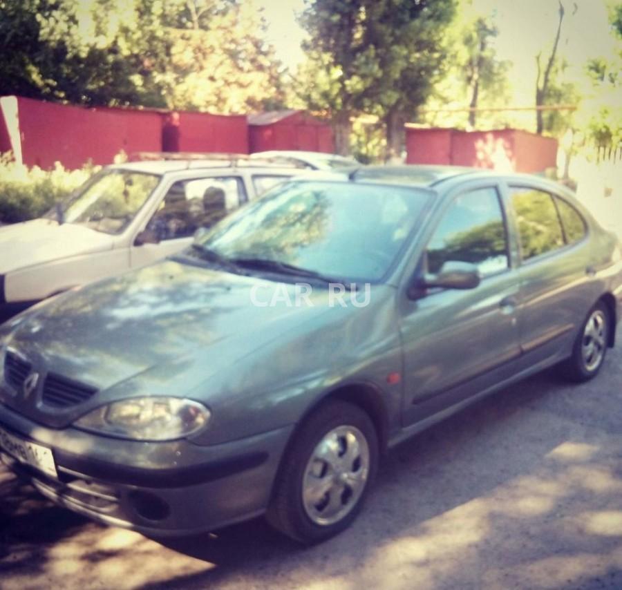 Renault Megane, Азов