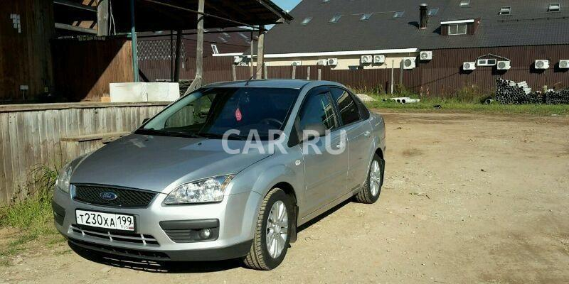 Ford Focus, Барвиха