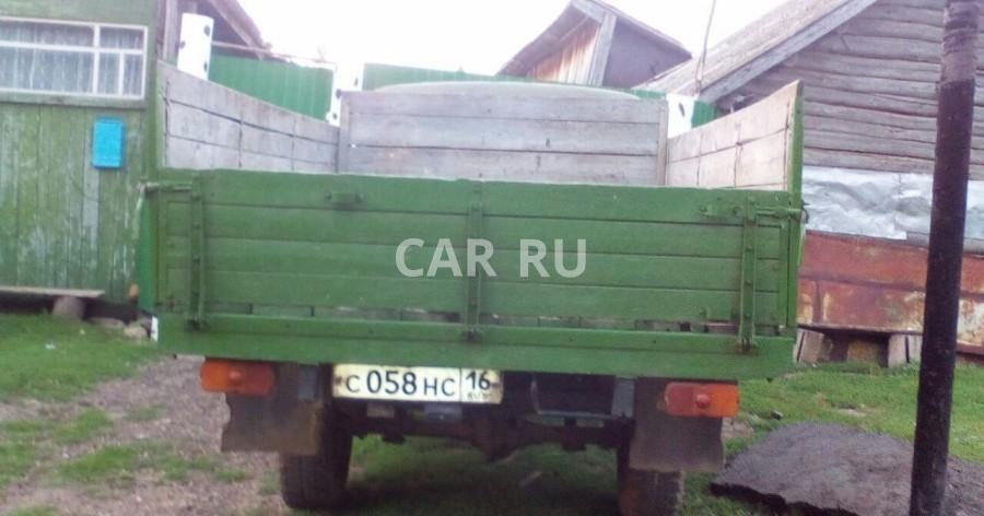 Уаз 3303, Альметьевск