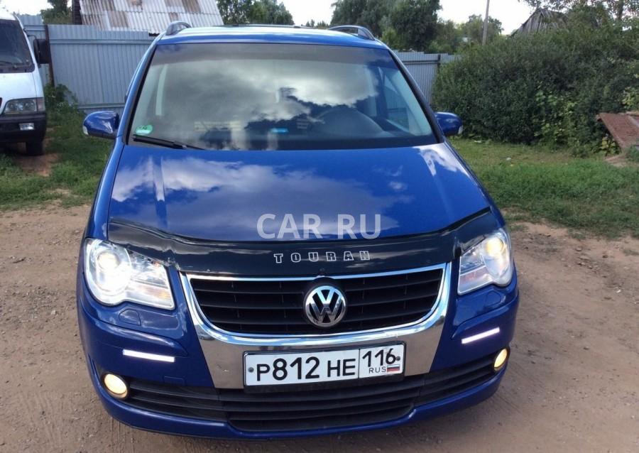 Volkswagen Touran, Аксубаево