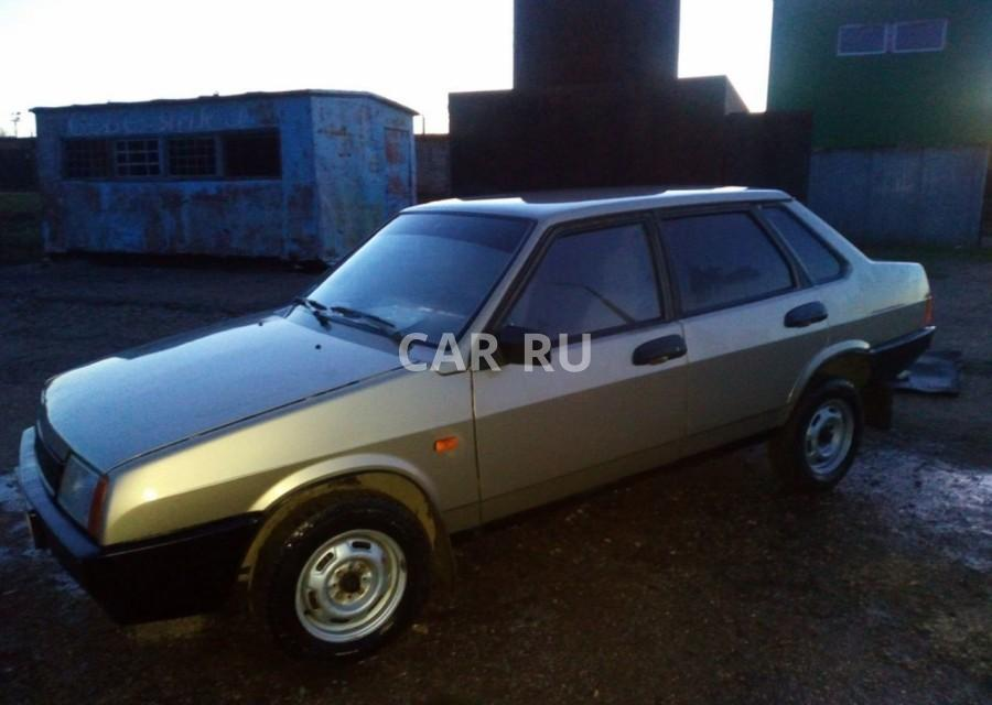 Lada 21099, Белебей