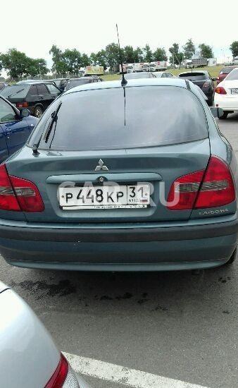 Mitsubishi Carisma, Белгород