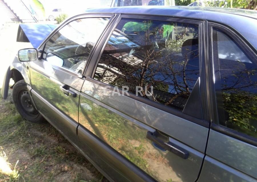 Volkswagen Passat, Апшеронск