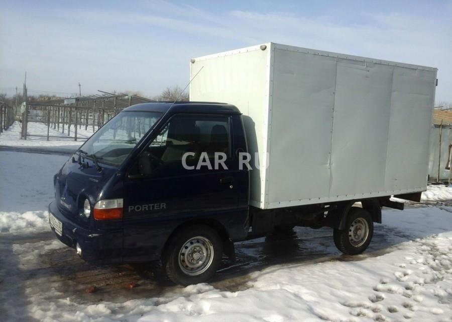 Hyundai Porter, Астрахань