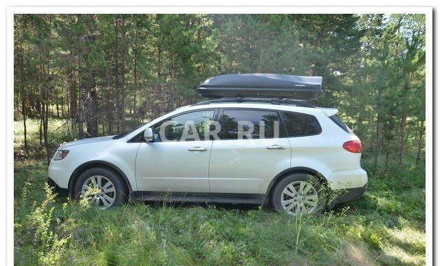 Subaru Tribeca, Белгород