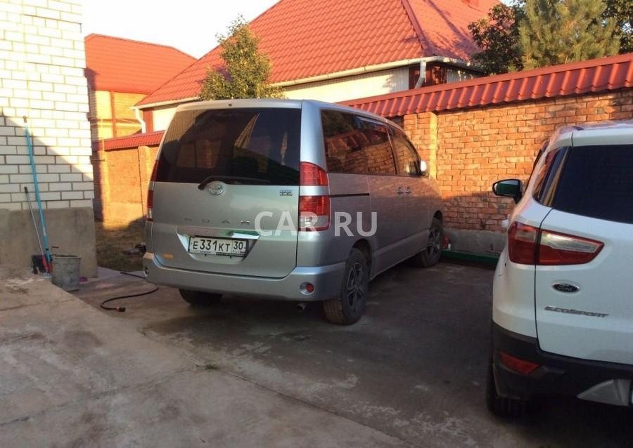 Toyota Noah, Астрахань