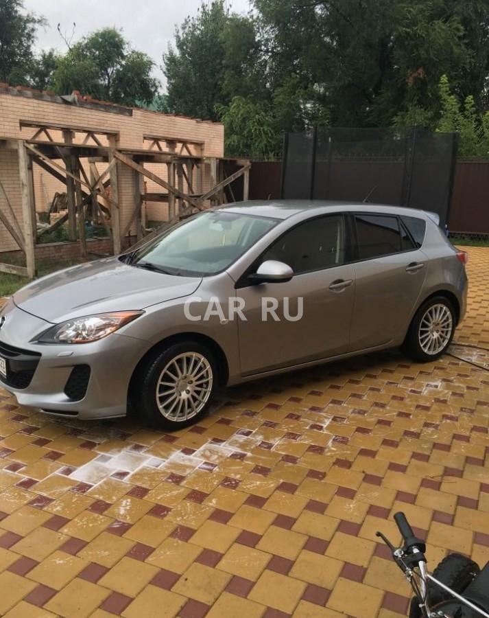 Mazda 3, Белая Глина
