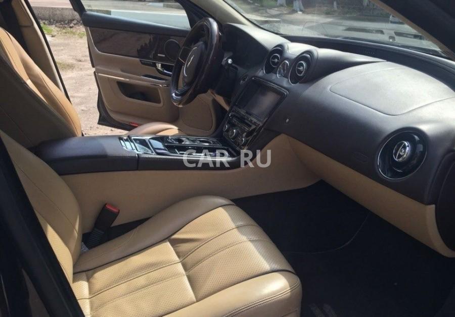 Jaguar XJ, Белгород