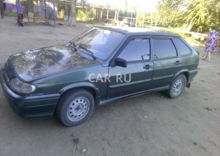 Lada Samara, Астрахань