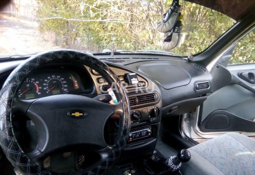 Chevrolet Niva, Бавлы