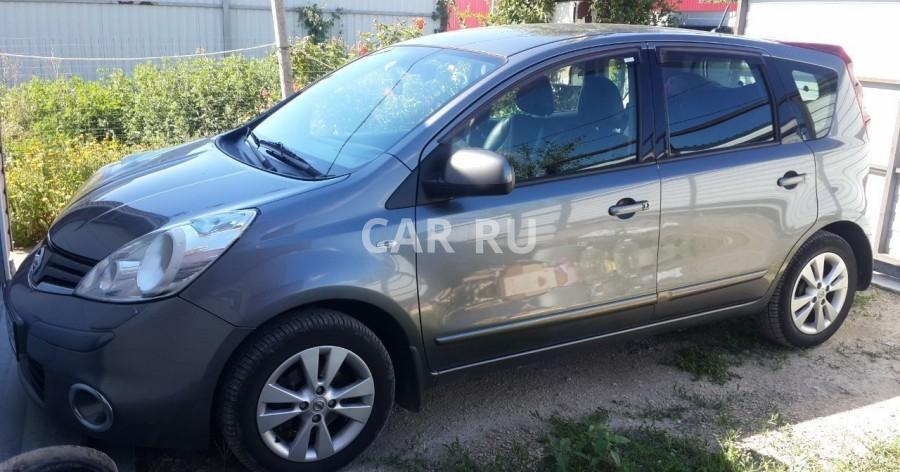 Nissan Note, Анапа