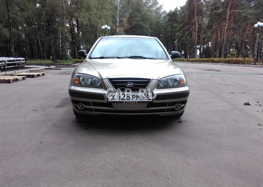 Hyundai Elantra, Анна