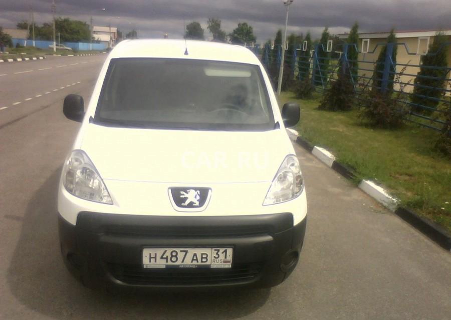 Peugeot Partner, Алексеевка