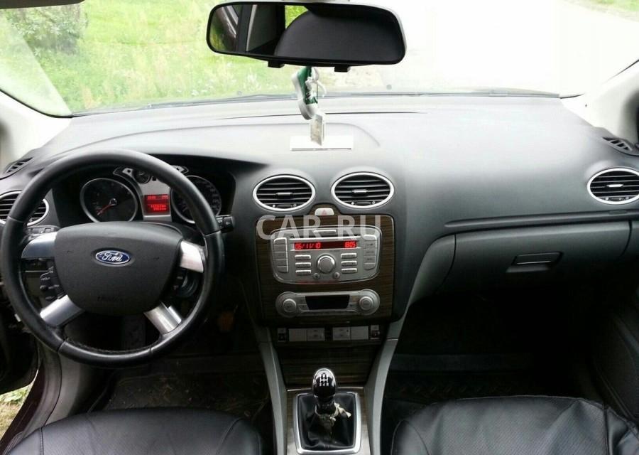 Стандартные размеры шин для Форд Фокус 2 - Форд Фокус Клуб ...