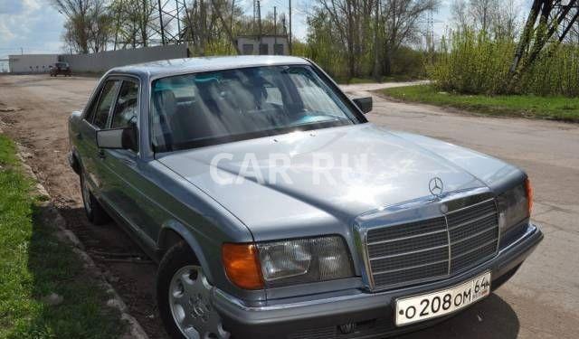 Mercedes S-Class, Балаково