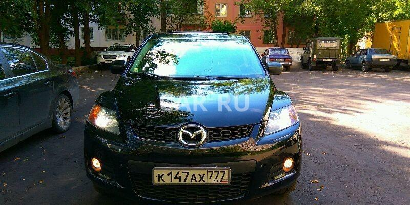 Mazda CX-7, Балашиха