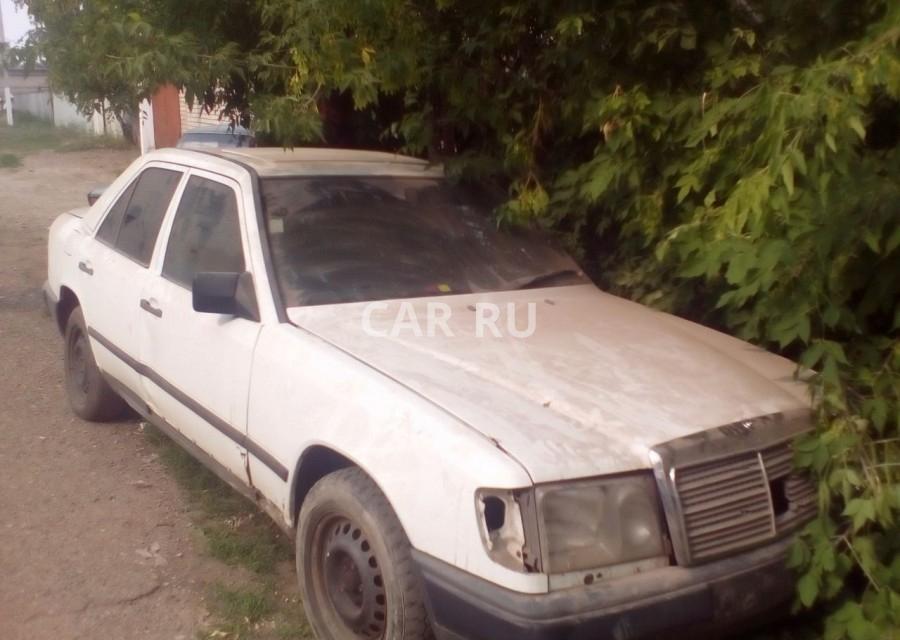 Mercedes 190, Альметьевск