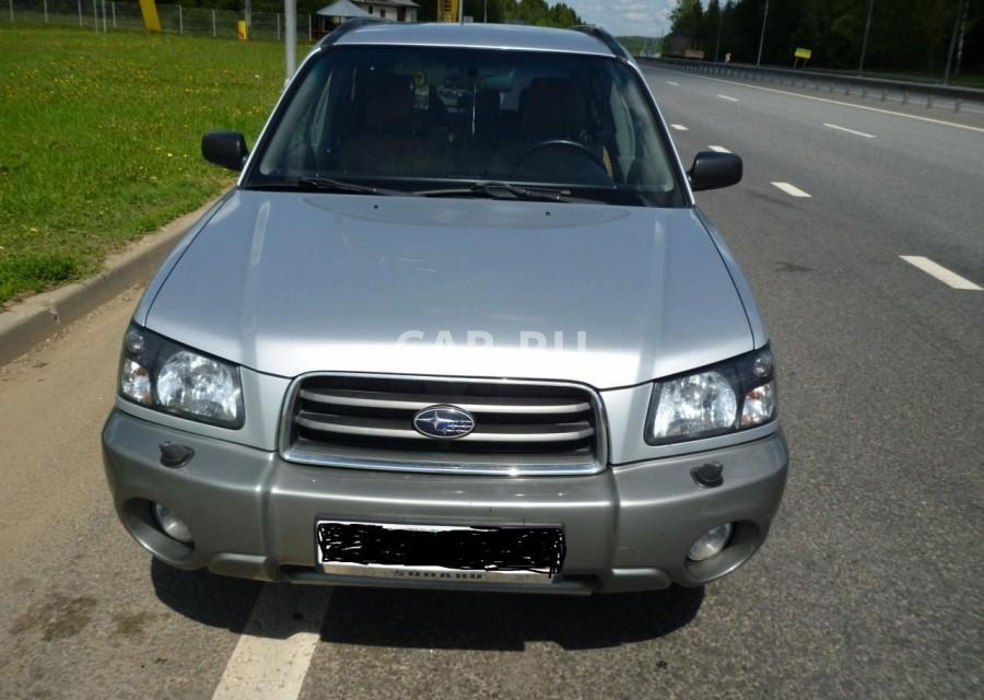 Subaru Forester, Александров