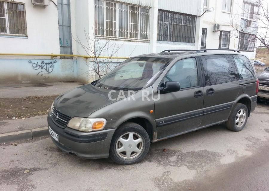 Opel Sintra, Батайск