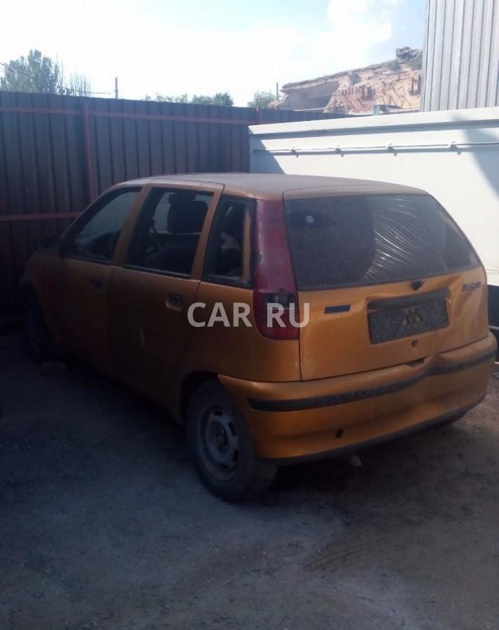 Fiat Punto, Астрахань