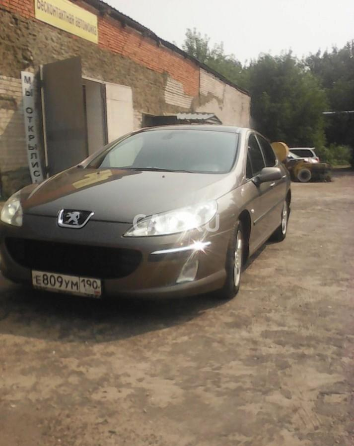 Peugeot 407, Александров