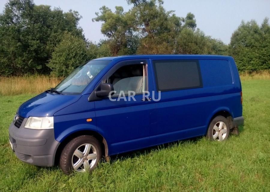 Volkswagen Transporter, Александров