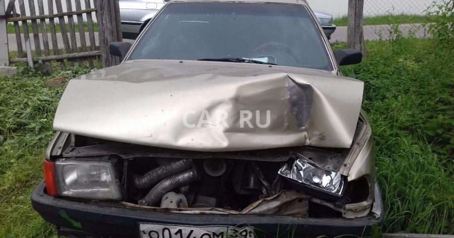 Audi 100, Багратионовск