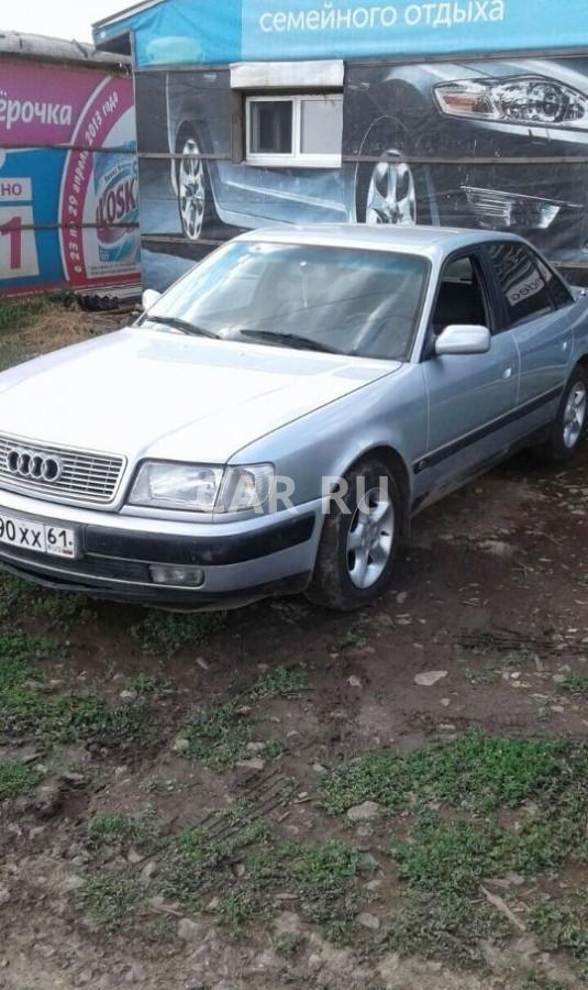 Audi 100, Аксай