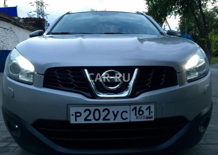 Nissan Qashqai, Аксай