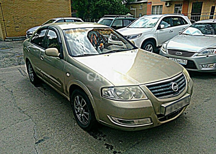 Nissan Almera Classic, Аксай