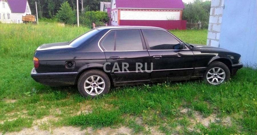 BMW 7-series, Анна