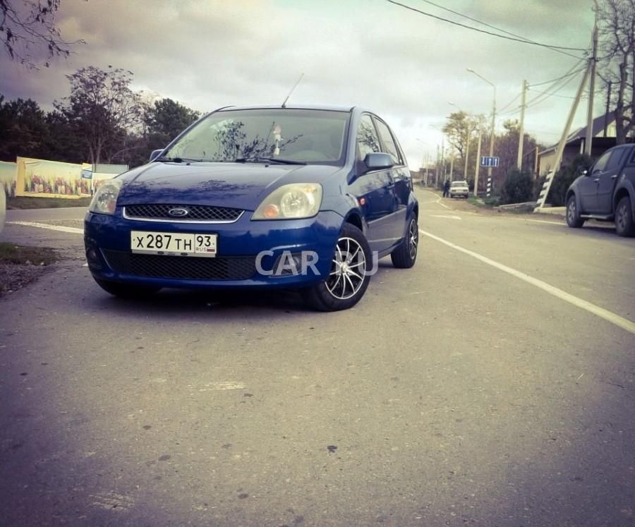 Ford Fiesta, Анапа