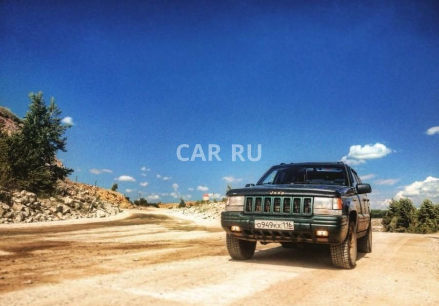 Jeep Grand Cherokee, Артём