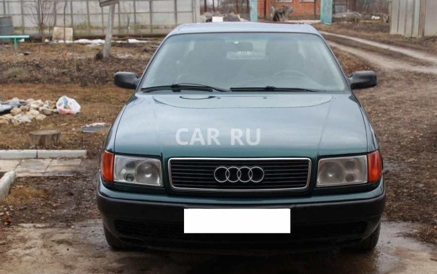Audi 100, Алексин