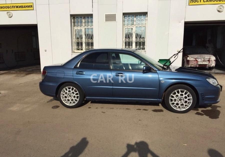 Subaru Impreza, Альметьевск