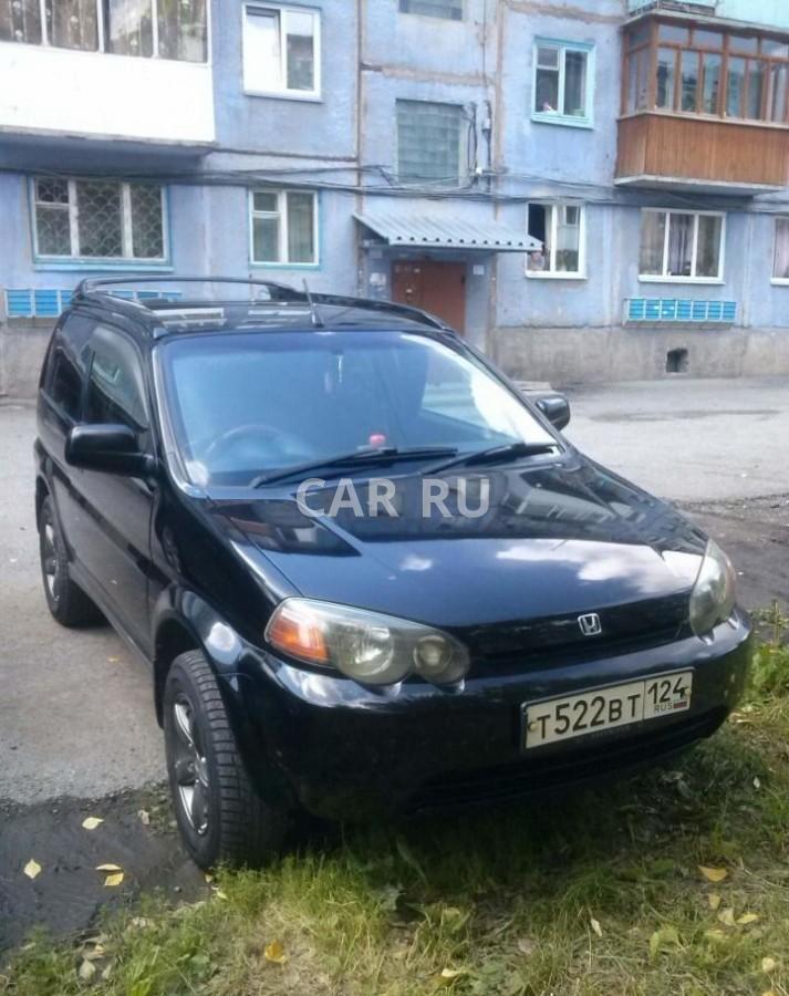 Honda HR-V, Ачинск